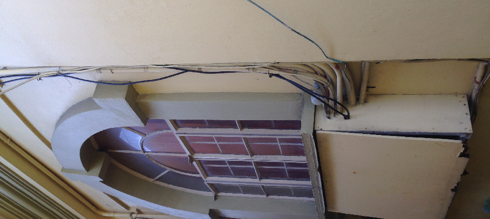 electrical wires to be repair